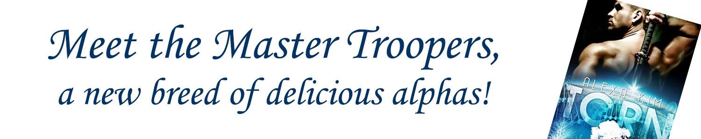 Torn (Master Trooper 1) by Alexa Kim
